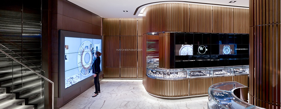 Watches of Switzerland - Regent Street  (London, UK)
