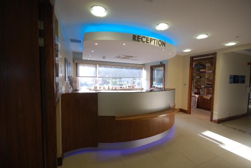 Medical Practice Reception