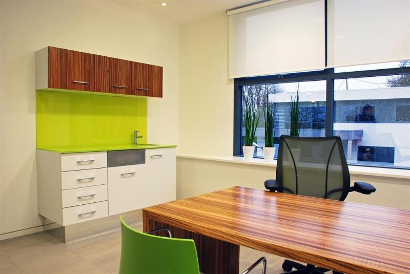 Medical Clinic Treatment Room-