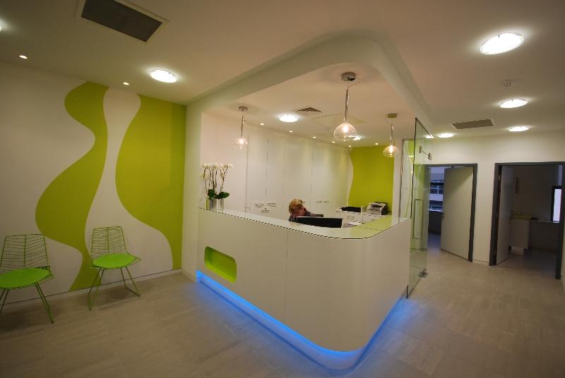 Medical Clinic Reception