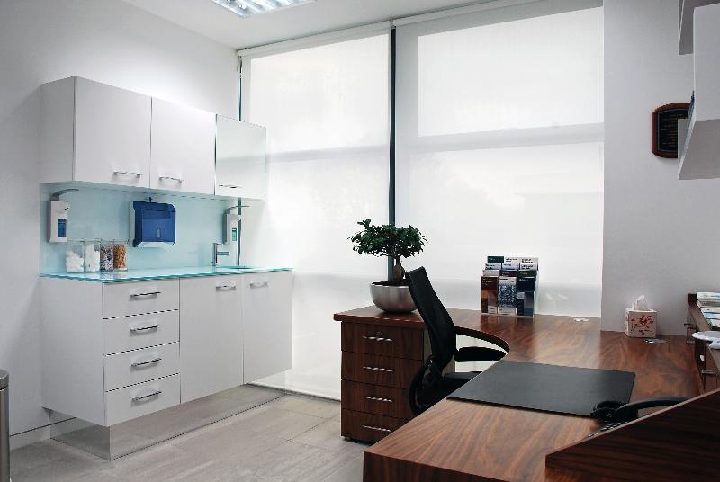 Medical Clinic Treatment Room
